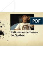 cours 9 - nations autochtones