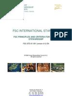 FSC-STD-01-001 (V4-0) EN FSC PRINCIPLES AND CRITERIA FOR FOREST STEWARDSHIP