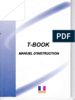 TEC T Book Notice Mode Emploi Guide Manuel PDF