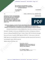 MS ECF 90 - 2012-12-20 - TvDPM - Obama et al Joinder in MDECs Opp to Grinols Motion to Intervene