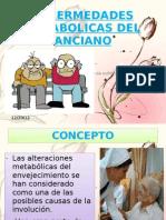 Enfermedades Metabolicas Del Anciano