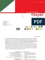 Jurnal Psikologi Ulayat