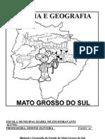 APOSTILA DE HISTÓRIA E GEOGRAFIA  MATO GROSSO SUL- centro oeste.docx