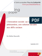 WP Innovation Sociale