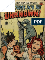 Adventures Into the Unknown-13th Issue Vintage Comic
