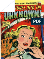 Adventures Into the Unknown-22nd Issue Vintage Comic