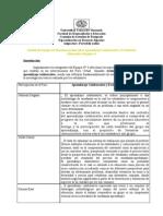 Sintesis de Equipo de Discusion on Line Sobre El Aprendizaje Colaborativo y Evaluación Alternativa