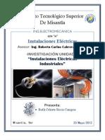 INSTALACIONES ELÉCTRICAS-UNIDAD4
