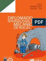 diplomado internacional en mecanica de rocas