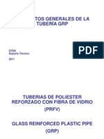 Conceptos Generales de la Tubería de GRP