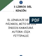 Cica Fittipaldi - El Lenguaje de Los Pajaros