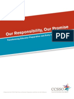 Our Responsibility, Our Promise