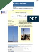 SpaceCAD Model Rocket Software