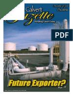 2012-12-20 The Calvert Gazette