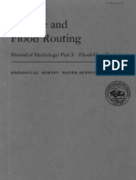 Report Flood Routing