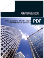 Investment Banking Interview Prep