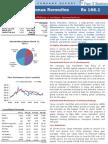 Company Report -Venus Remedies Ltd