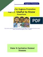 Training for Hygiene Promotion. Part 2