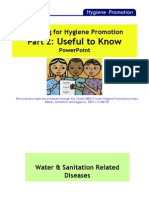Training for Hygiene Promotion. Part 2