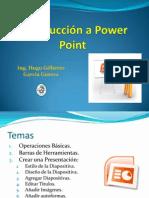 Introduccion a Power Point