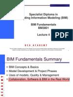BIM Fundamentals - Unit 4