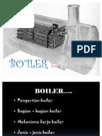 Pengertian Boiler 1