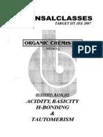 bansal classes  organic chemistry