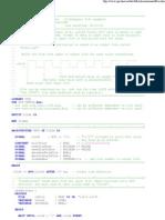 Description of FILE Handling in VHDL