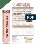 MOPS Newsletter.02.06.09