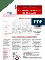 Le journal des cocos