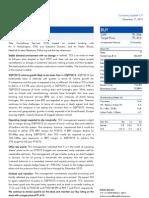 Tata Consultancy Services company Update