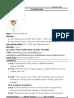 C.V. of Dr.Ali Gamal Al-kaf.
