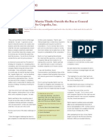 Stephen Martin Thinks Outside the Box as General Counsel for Corpedia, Inc.