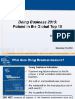 Doing Business in Poland 2013_TIGER_Dec 2012