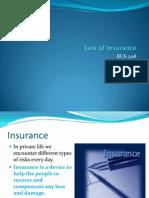 BUS Law (10)_Insurance (Rev)