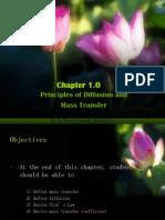 Mass Transfer Principle