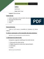 Acta 17 Decembro de 2012