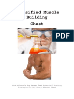 Chest Training Classified
