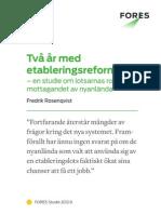 FORES-Rosenqvist 20121221 Web