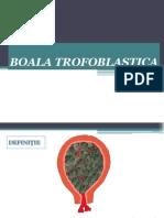 Boala Trofoblastica Curs