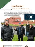 Lund University Magazine Article