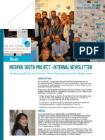 MedPAN South Project Newsletter (Dec 2012)