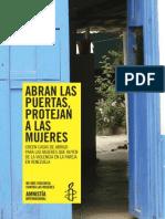 25300109[1].Ext (Abran Las Puertas,Protejan a Las Mujeres Casas Abrigo Venezuela