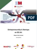 Entrepreneurship y startups en EEUU