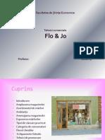 Tehnici Comerciale Magazinul Flo&Jo Ppt