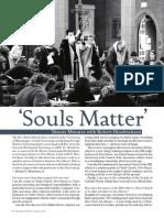 'Souls Matter'
