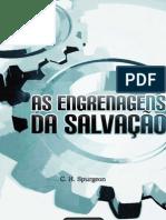 Livro eBook as Engrenagens Da Salvacao