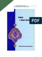zo werd ik geleid geschreven door Sayyid Mohammed Tijani Samawi