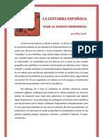 Ibn Asad - La Guitarra Española (Viaje al Sonido Primordial)