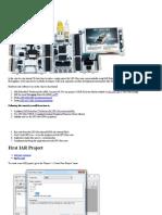 iar tutorial for lpc4357 (beginning)
